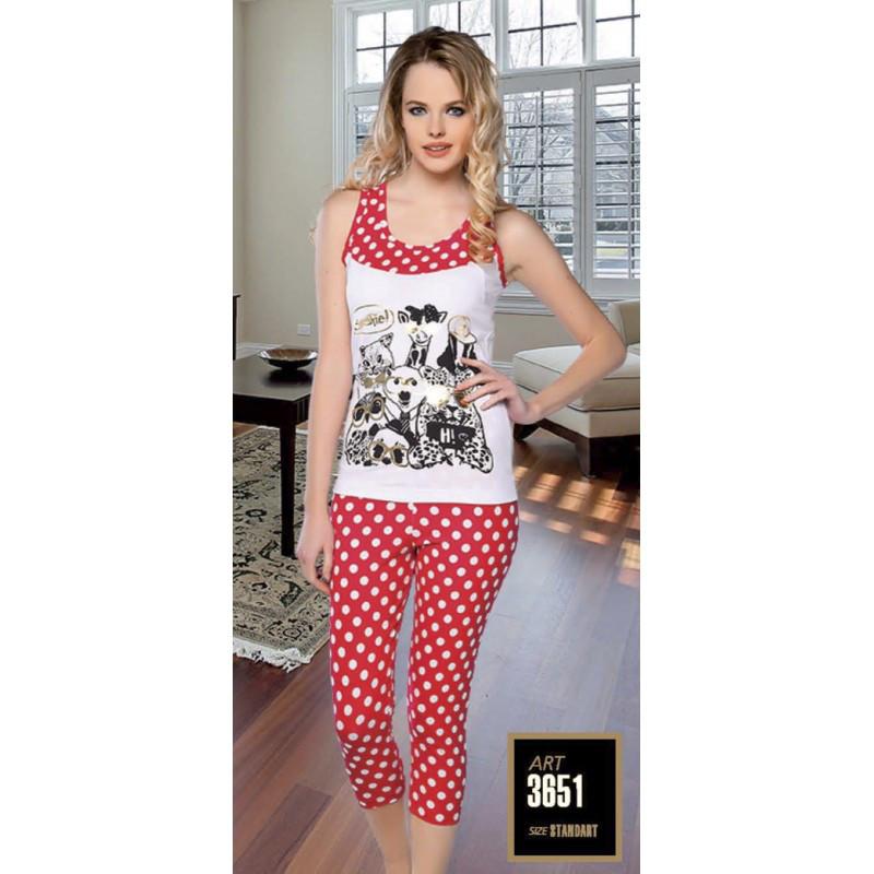 Домашняя одежда Lady Lingerie - 3651 STD комплект