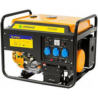 Генератор SADKO GPS 6500 E (электростартер) (5,5 кВт)