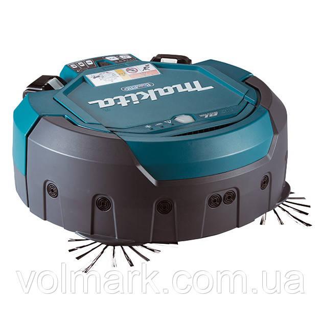 Аккумуляторный робот-пылесос Makita DRC 200 Z (без АКБ)