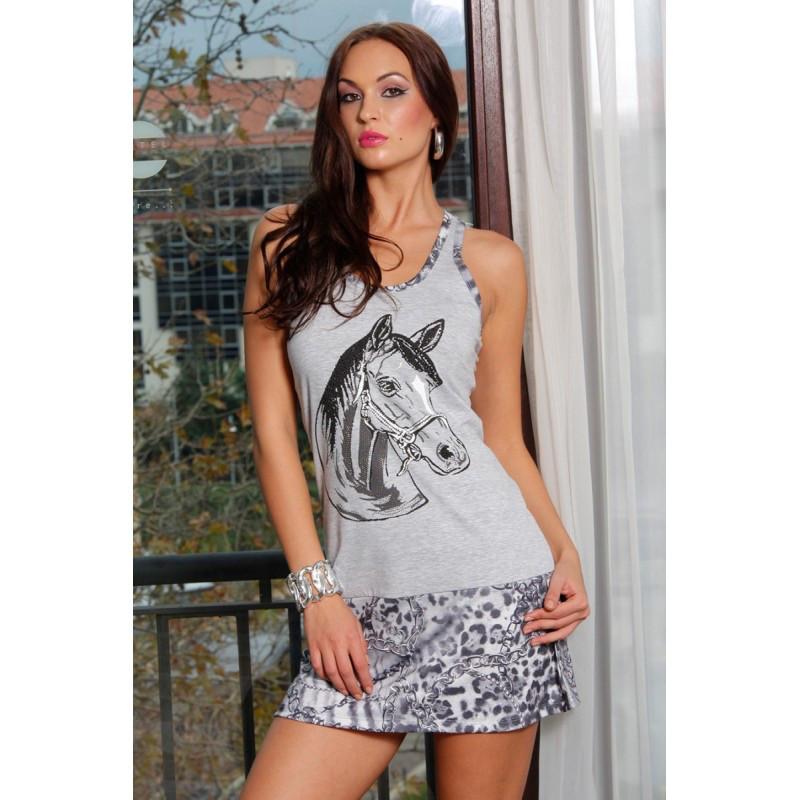 Домашняя одежда Lady Lingerie - 6054 M сарафан