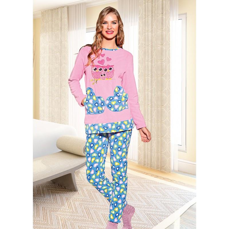Домашняя одежда Lady Lingerie - Набор 15685 XL