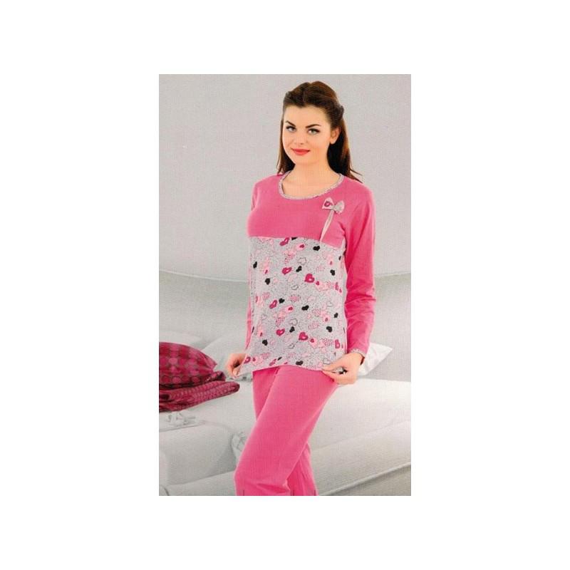 Домашняя одежда Night Angel - Пижама женская 2250 L/XL