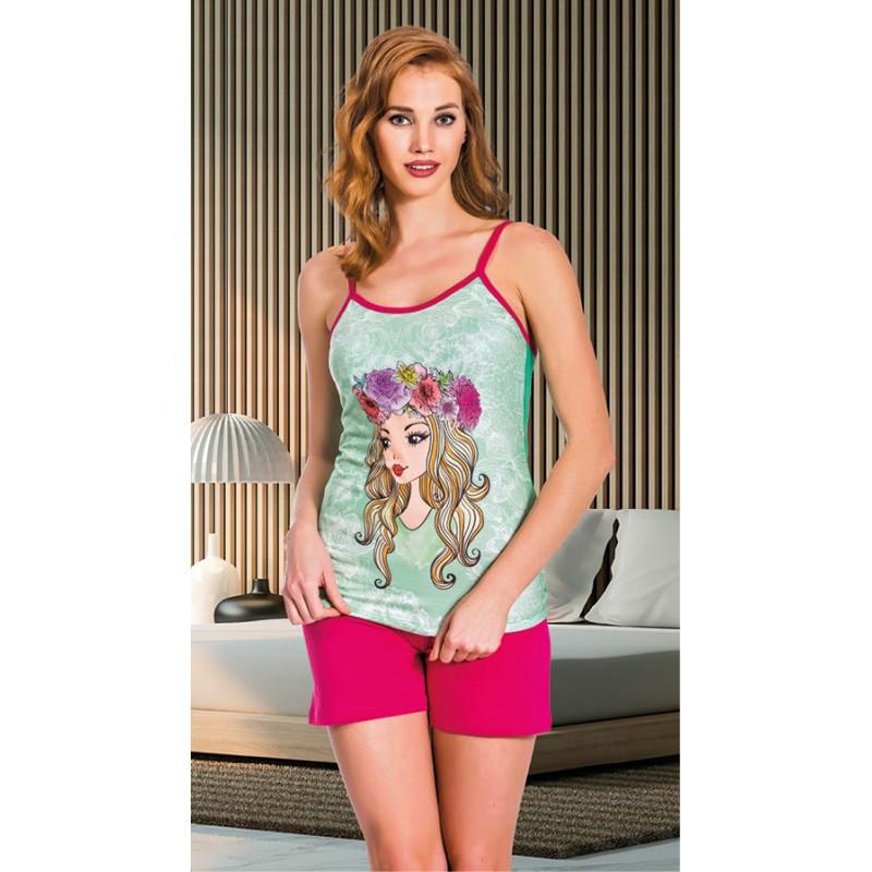 Домашняя одежда Lady Lingerie - 7592 M комплект