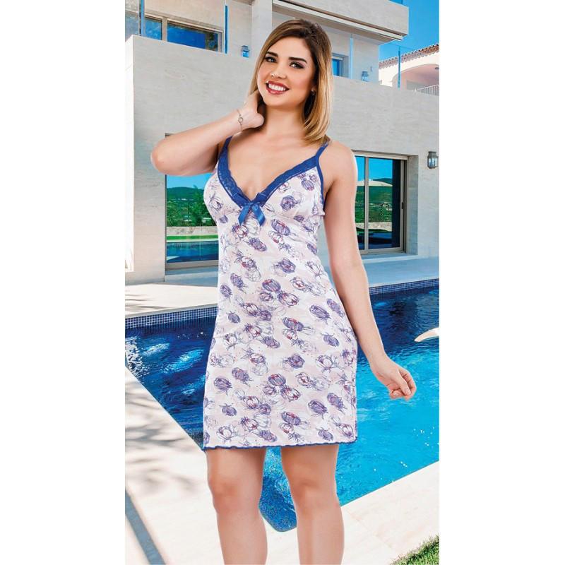 Домашня одяг Lady Lingerie - 6201 L/XL сарафан