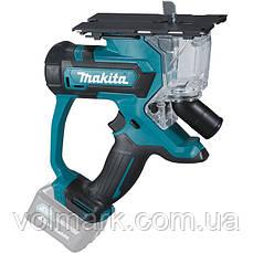 Аккумуляторная пила для гипсокартона Makita SD 100 DZ