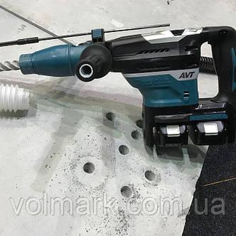 Акумуляторний перфоратор Makita DHR400ZK, фото 2