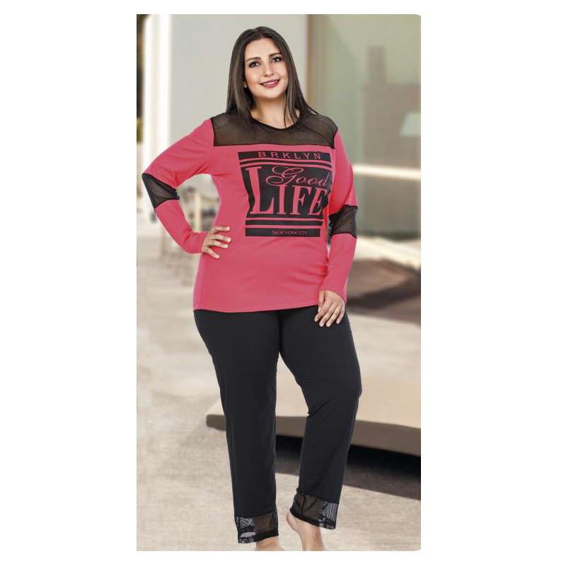 Домашняя одежда Lady Lingerie - 129 3XL комплект