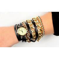 Жіночі наручні кварцові Ретро годинник, фото 1