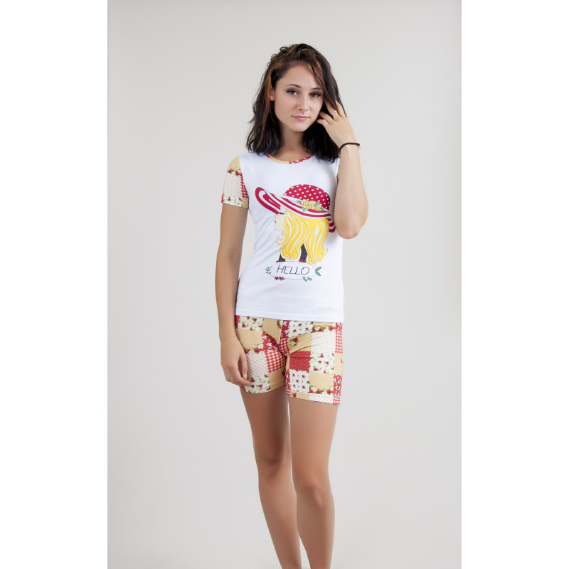 Домашняя одежда Lady Lingerie - 7368 M комплект