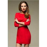 Короткое платье разные цвета+, фото 1