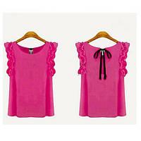 Женская блузка шифоновая, фото 1