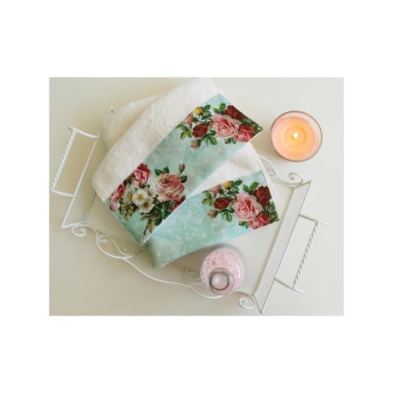 Полотенце махровое Barine - Vintage Rose 50*90