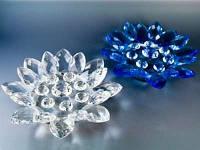 Лотос хрустальный Цветок 16 лепестков