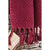 Рушник махровий Buldans - Cakil Burgundy 50*90, фото 2