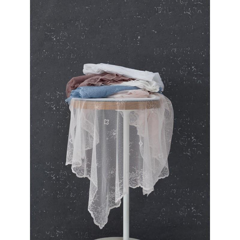 Скатерть Marie Claire - Ancolie 145*200 krem