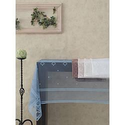 Скатерть Marie Claire - Oxalis 145*200 krem