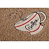 Полотенце кухонное Lotus вышивка - Cup Coffee кофе 40*60, фото 2
