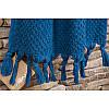 Полотенце махровое Buldans - Cakil Denim 90*150, фото 2
