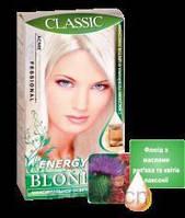 Осветлитель краска для волос Экми ENERGY BLONDClassic с флюидом