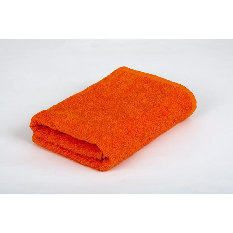 Полотенце Lotus Отель 30*50 - Оранжевый