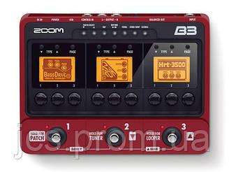 Педаль эффектов Zoom B3