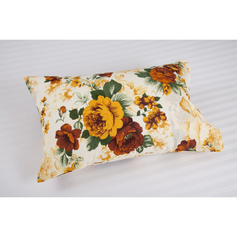 Наволочки Lotus ранфорс - Anne желтый 50*70 (2 шт)