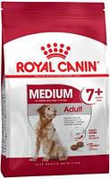 Royal Canin Medium Adult 7+, 15 кг