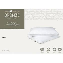 Подушка Penelope - Bronze пухова 30% пух 50*70