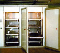 Специальные холодильные камеры для хранения тел умерших КХС-10