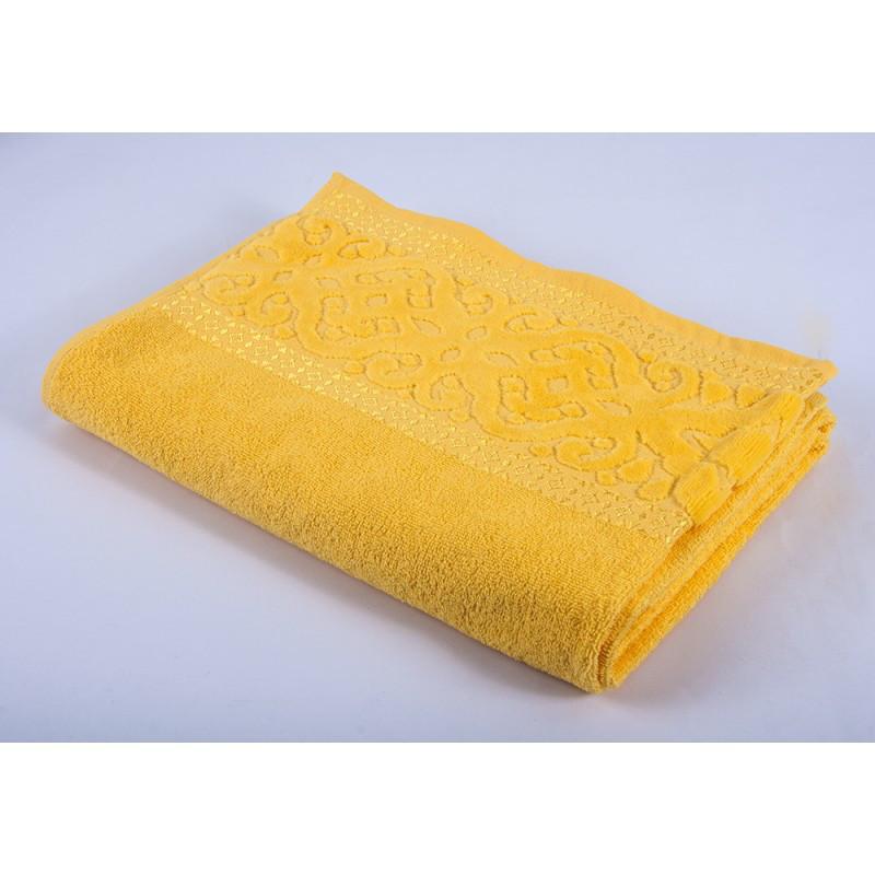 Полотенце Shamrock - Misteria желтое 70*140