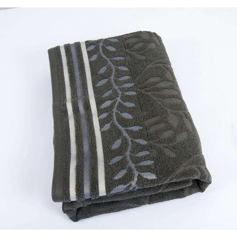 Полотенце Shamrock - Dione антрацит 70*140