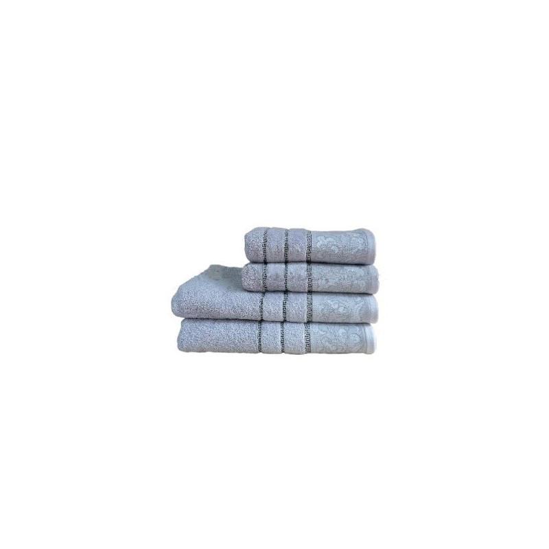 Полотенце Shamrock - Lara серый 70*140