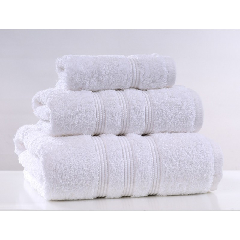 Полотенце Irya - Elegant beyaz белый 30*50