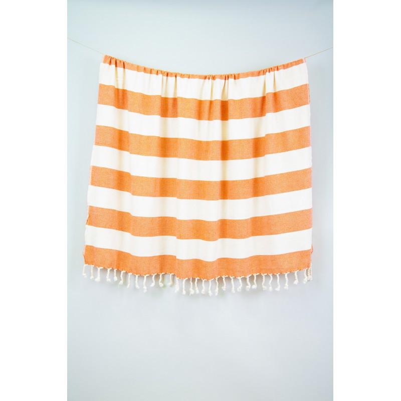 Плед-накидка Barine - Deck Throw Orange 135*160