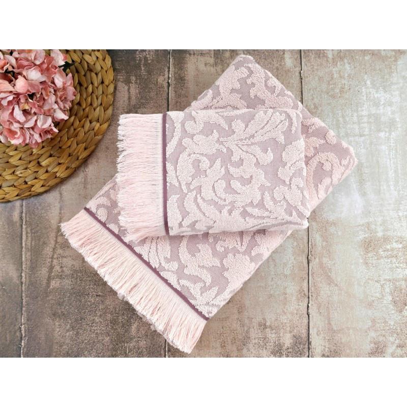 Полотенце Irya - Royal lila лиловый 90*150