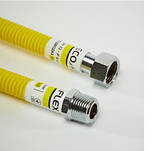 Шланг для газа ПВХ eco-flex 1/2'' ВН 60 см, фото 2