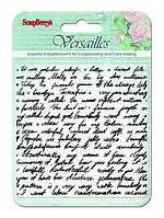 """Силиконовый  штамп """"Версаль.Письменная"""" 10,5х10,5(код 03359)"""