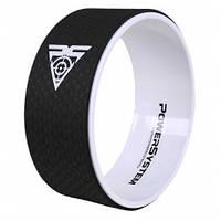 Йога колесо Power SystemYOGA WHEEL PRO (PS-4085) Black/White