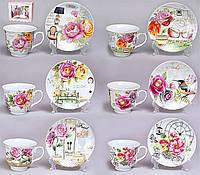 Чайный набор Bonadi Чай в саду 387-T34