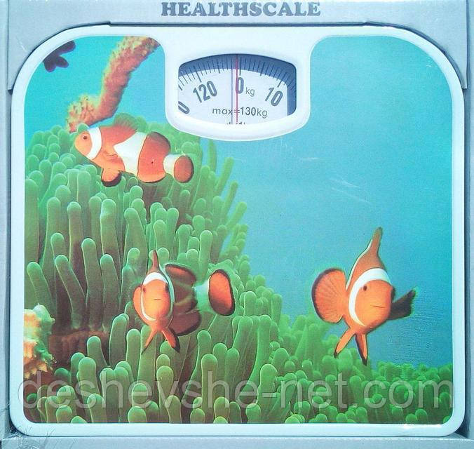 Весы механические HealthScale да 130 кг