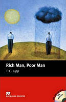 """Підручник Beginner Level : Rich Man, Poor Man+ Pack """" (шт)"""