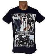 Мужская удлиненная футболка Highlander - №4244