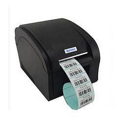 Термопринтер POS принтер чеков и этикеток Xprinter XP-360B 80мм