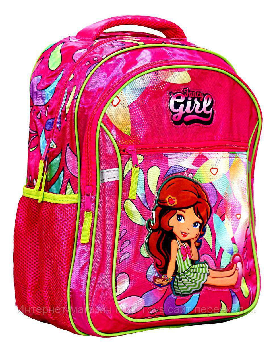 766e8d70115f Ранец рюкзак школьный для девочки RAINBOW 8-518: продажа, цена в ...