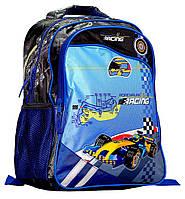Ранец рюкзак школьный для мальчика RAINBOW 8-526