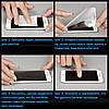 Защитное стекло для iPhone 6/6S 3D Black (тех.пак), фото 2