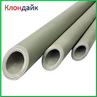 Труба полипропиленовая с алюминием (Stabi) 25