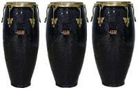 "Конго DB Percussion COG-100LB Sparkle Black, 11 3/4"""