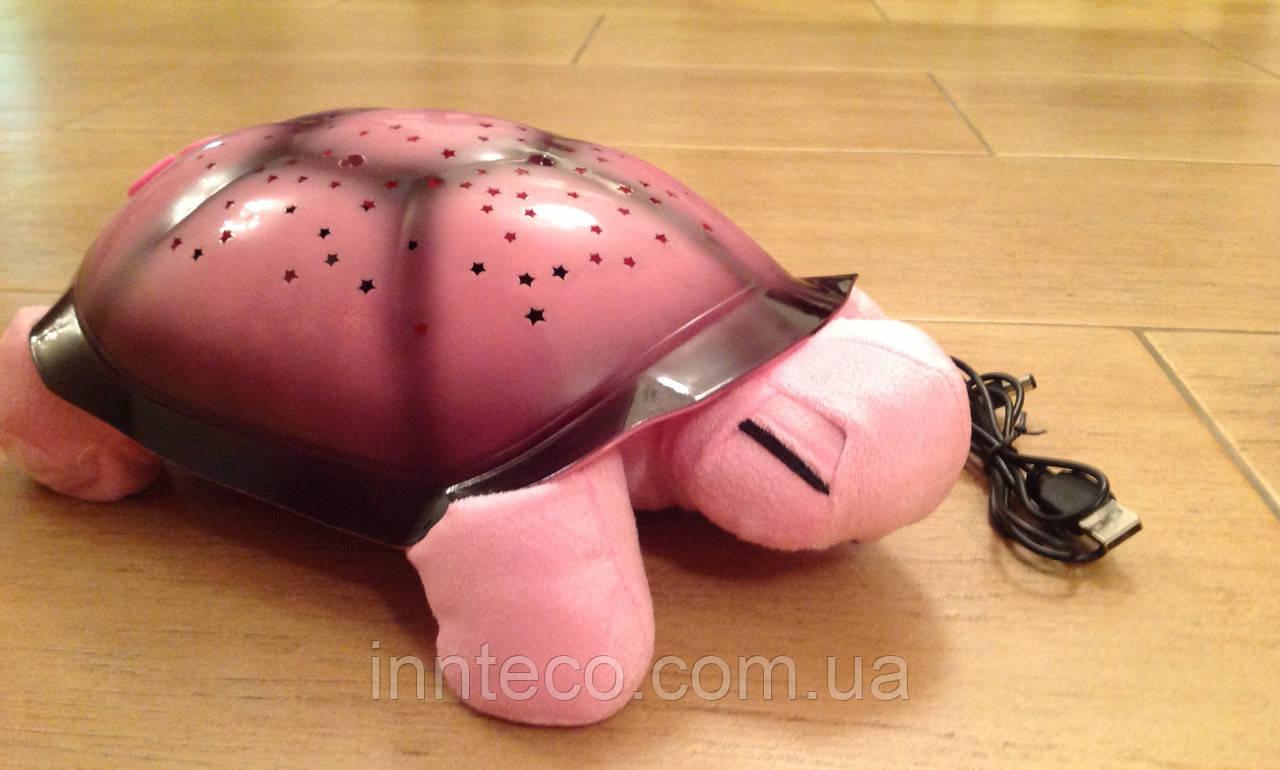 Ночник черепаха Звездное Небо, музыкальная - INNTECO в Киеве