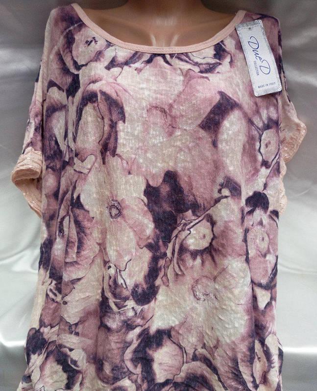 Женская блуза для всех типов фигуры 54-56